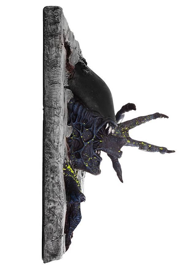 Alien Wand Dekoration